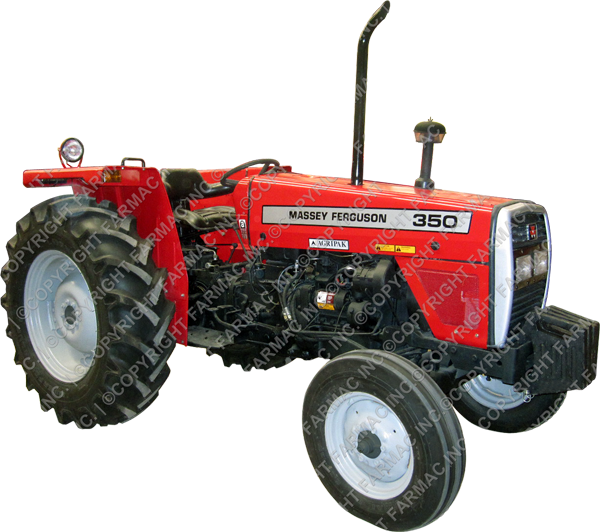 Massey Ferguson MF 350 (2wd, 50hp) Tractor for sale Middle East and